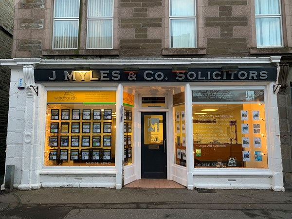 Office Premises 63 High Street Carnoustie