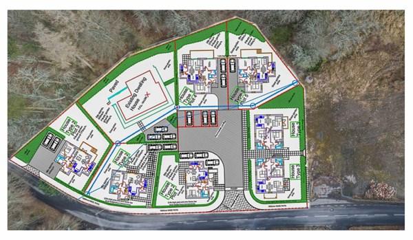 Development Site Dykehead By Kirriemuir
