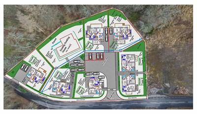 Development Site, Dykehead, By Kirriemuir DD8 4QN