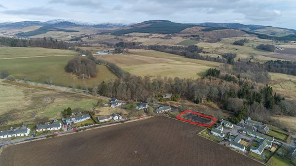 Development Opportunity Land Opposite Former Royal Jubilee Arms Hotel Dykehead