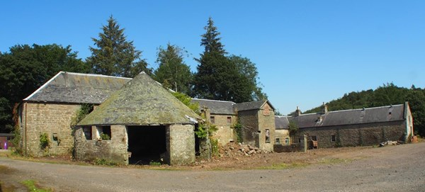 The Steadings Duntrune By Dundee